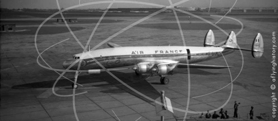 Air France L.1049 Constellation