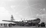Photos from can '123 Boeing Stratocruiser N1028V ' at London Airport in 1949
