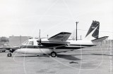 N111D - Aero Commander Aero Commander at Albany NY in 1963