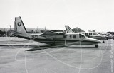 N2SN - Aero Commander Aero Commander 690 at Hayward in 1976