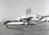 N79D - Aero Commander Turbo Commander at Toronto-Pearson in 1968