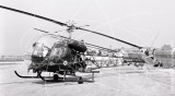 MM80348 - Agusta-Bell Agusta Bell 47G 3BI at Le Bourget in 1965
