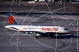 N815AW - Airbus A319 100 at Unknown in 2001