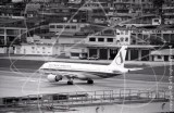 S7-ASI - Airbus A320 200 at Kai Tak Hong Kong in 1997