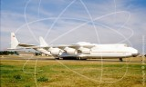 CCCP-82060 - Antonov An-225 Mriya at Unknown in 1990