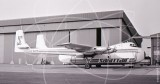 G-AZHN - Armstrong Whitworth Argosy 101 at Unknown in 1972