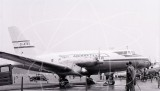 G-ATEL - Aviation Traders Accountant at Farnborough in 1957