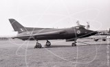 WZ736 - Avro 707 at Scampton in 1968