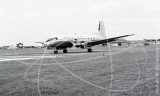 G-APZV - Avro 748 at Farnborough in 1960
