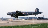 WL757 - Avro Shackleton MR.2 at Fairford in 1989