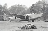 WR957 - Avro Shackleton MR.2 at Shawbury in 1968