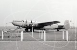 WR965 - Avro Shackleton at Prestwick in 1964