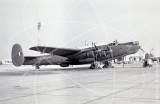 WR967 - Avro Shackleton at Luqa Airport in 1965