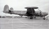 WR980 - Avro Shackleton at Dakar Airport in 1960