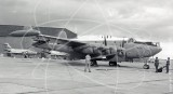 WR984 - Avro Shackleton at Leuchars in 1965
