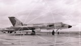 XA911 - Avro Vulcan at Leuchars in 1965