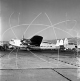 EP-ADD - Avro York at Beirut Airport in 1957