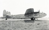 EP-ADE - Avro York C1 at Beirut Airport in 1957