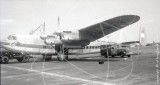 LV-AFV - Avro York C1 at London Airport in 1949