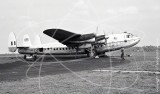 WW506 - Avro York at Stansted in 1953