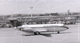 G-ASJC - BAC 1-11 201 AC at Gatwick in 1972