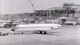 G-ASJG - BAC 1-11 201 AC at Gatwick in 1972