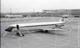 G-AVMJ - BAC 1-11 510ED at Munich in 1972