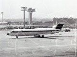 G-AVMM - BAC 1-11 500 at Prestwick in 1968