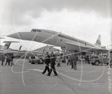 F-WTSS - BAC Concorde at Le Bourget in 1971