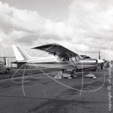 G-ARNP - Beagle Airedale at Farnborough in 1961