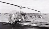 AI-567 - Bell Bell 47 at Holsworthy in 1972