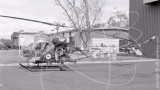 AI-720 - Bell Bell 47G at Oakey in 1984