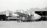 XM104 - Blackburn Beverley C.1 at Kai Tak Hong Kong in 1962