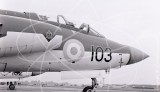 XN959 - Blackburn Buccaneer at Yeovilton in 1964