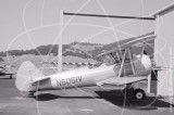 N5051V - Boeing Stearman E75 N1 at Novato in 1969