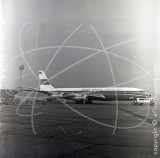 9K-ACL - Boeing 707 at Heathrow in 1969