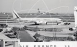 F-BHSD - Boeing 707 at Orly in 1961