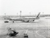 F-BHSE - Boeing 707 at Orly in 1971
