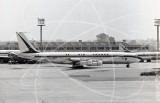F-BHSV - Boeing 707 328 at Dakar Airport in 1964