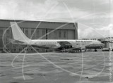 G-APFD - Boeing 707 436 at Heathrow in 1974