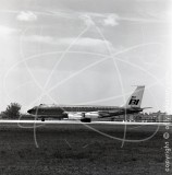 N105BN - Boeing 707 at Miami in 1971