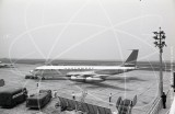 N354US - Boeing 707 351B at JFK, New York in 1965