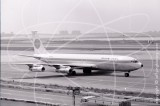 N401-PA - Boeing 707 321B at Singapore in 1967
