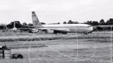 N714FC - Boeing 707 321 at Stansted in 1977