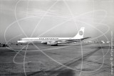 N761PA - Boeing 707 321B at London Airport in 1963