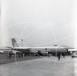 N98 - Boeing 707 135A at Le Bourget in 1963