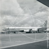 ZS-CKE - Boeing 707 344 at Johannesburg in 1962