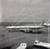 ZS-DYL - Boeing 707 344B at Johannesburg in 1966