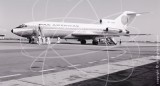 N328PA - Boeing 727 21 at Kingston in 1967