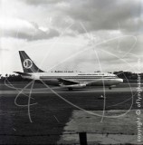 9M-AQM - Boeing 737 at Singapore in 1972